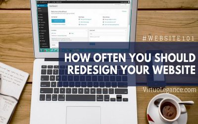 How Often You Should Redesign Your Website